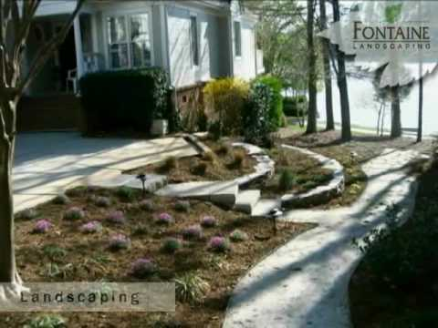 Landscaping Picture Ideas in N.C. | Outdoor Elements