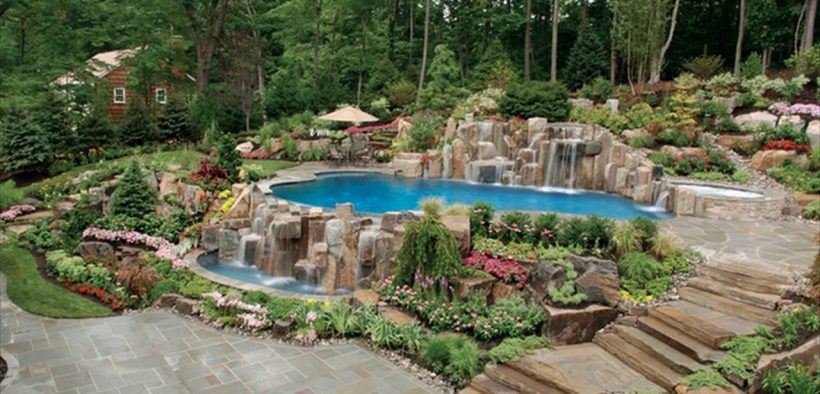 Natural Landscaping Ideas Photos