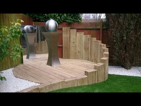 Amazing landscaping design of the backyard and garden! 80 interesting ideas