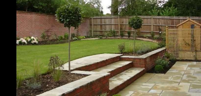 Front Garden Design On A Slope I Small Sloped Front yard Landscaping Ideas