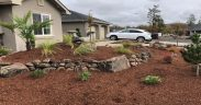 Landscaping Ideas With Natural Rock & Natural Rock Retaining Walls In Southern Oregon - Part III