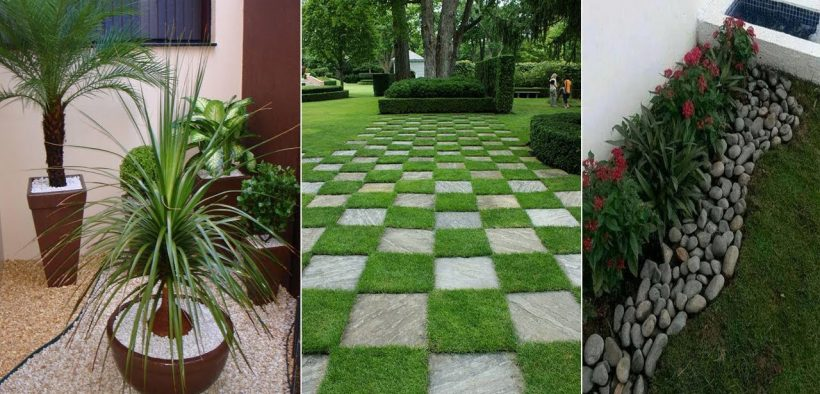 49 Fresh Front Yard and Backyard Landscaping Ideas for 2020 | garden ideas