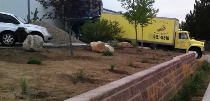Landscaping Ideas-Landscaping design and installation