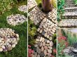 30 Beautiful Landscaping Ideas Adding Beach Stones to Modern Backyard Designs | garden ideas