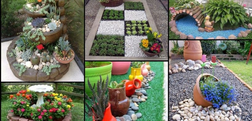 50+ Simple and Beautiful Front Yard Landscaping Ideas on A Budget (2020)