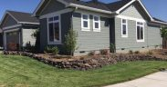 Front Yard Landscaping Ideas, Natural Rock Landscaping Ideas, Retaining Walls In Front Yard