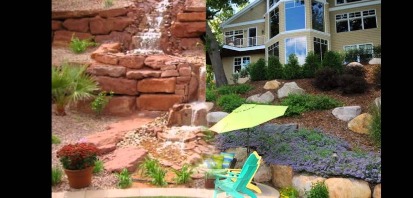 Good Hillside landscaping ideas