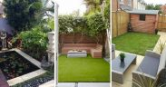 10 Clever Landscape Design Plans and Improvements for a Small Backyard