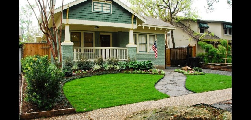 50+ landscape ideas for front of house - beautiful front of house landscaping ideas